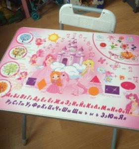 Новый Набор детской мебели стол и стул