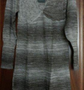 Платье тонкая шерсть (новое)