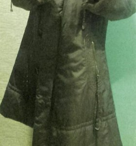 Пальто на весну.