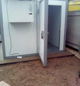 Морозильные и холодильные камеры