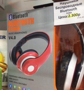 Bluetooth наушники новые