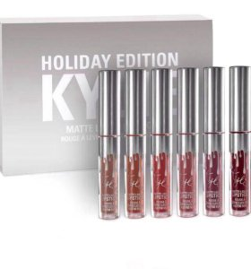 Kylie Holiday Edition Набор