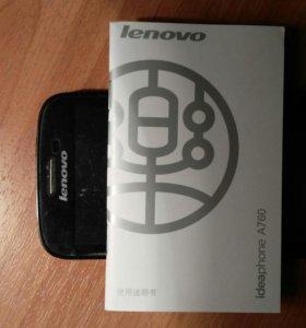 Продам Lenovo a760