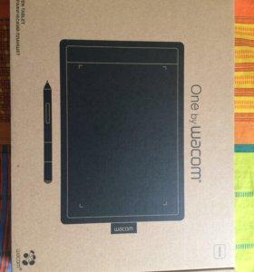 Графический планшет Wacom One S(Small) A6