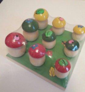 Новын Развивающие деревянные игрушки