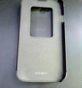 Чехон на LG L70