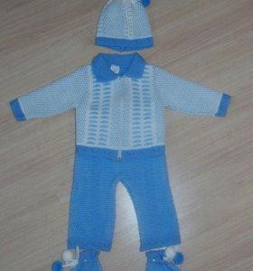 Новый трикотажный костюм