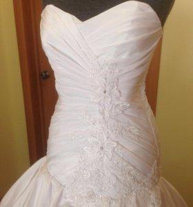 Свадебное платье (новое!)