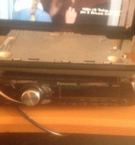 Магнитола Panasonic rx101w