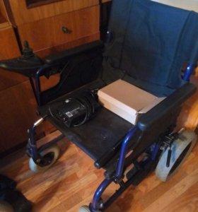 Кресло-коляска для инвалидов электропривод