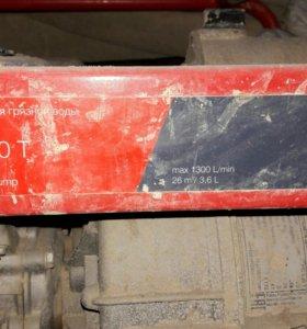 Мотопомпа для сильнозагрязненной воды FUBAG PG 950