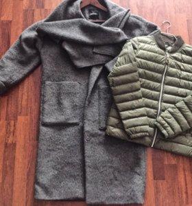 Пальто Куртка бомпер