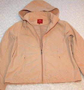 Куртка ветровка размер 50-52