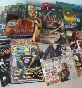 DVD диски 28 шт.