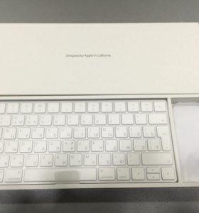 Клавиатура + мышь Apple