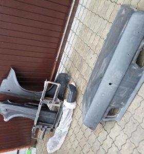 Крыло, передняя панель, багажник, крышка багажника