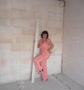Выравнивание стен полов потолков