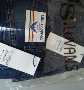 бриджи джинс