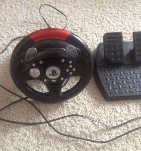 Руль для sony PlayStation 3