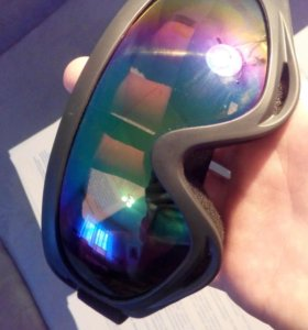 Очки. Защита от солнца.пластик