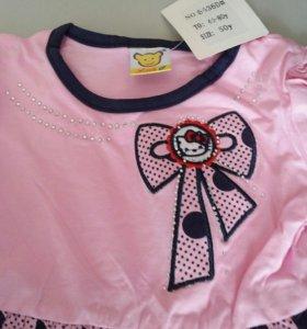платья новые турция для малышек