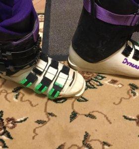 Лыжные ботинки 41рарзмера