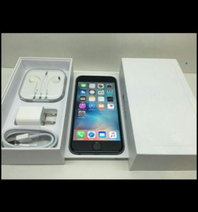 Apple iPhone 6 64Gb Space Gray.
