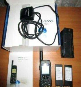 Продам спутниковый телефон Iridium 9555