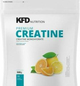 Kreatin Premium.