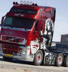 Ремонт и Т О грузовой техники