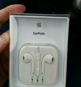 Гарнитура EarPods Apple оригинал