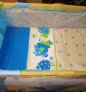 Кровать монеж