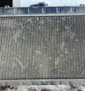 Радиатор ниссан ад