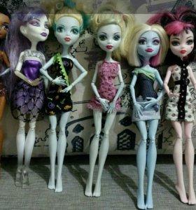 Кукла Монстер хай/Monster high