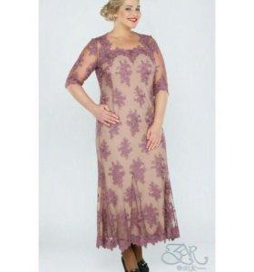 Платье Риолла новое р. 58