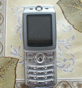 2 Сотовых телефона Motorola