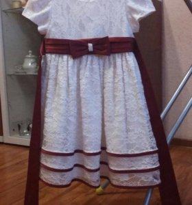 Платье на 2,5 - 4 года