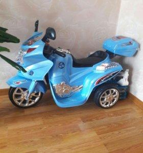 Мотоцикл акамуляторный