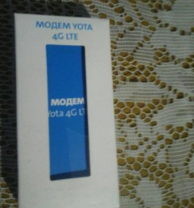 Модем YOTA