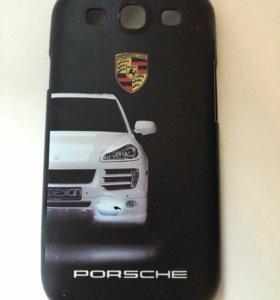 Чехол для Samsung S3 Porsche.