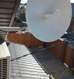 Антенна с Poe беспроводной интернет Wi -Fi/Max