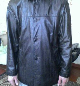 Продам или обменяю кожаную куртку.