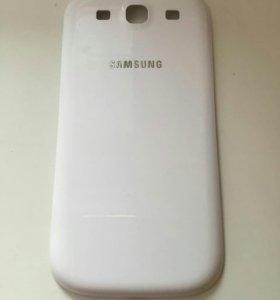 Крышка задняя для Samsung S3