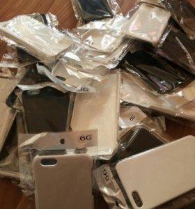 Чехлы для iphone 5,5s и 6