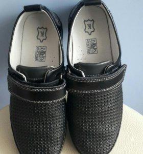 Туфли для мальчика р.28