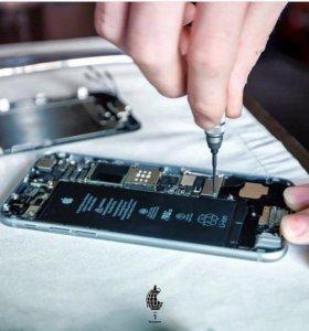iPhone рем. дисплей корпус