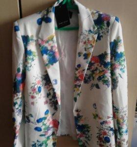 Новый пиджак Zara L