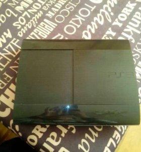 Приставка PlayStation3 и 12-игры