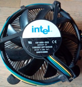 Кулер для процессора socket 775