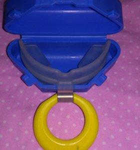 Ортодонтическая пластинка stoppi б/у